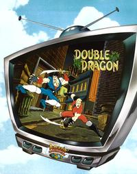 Double Dragon - 8 x 10 Color Photo #1