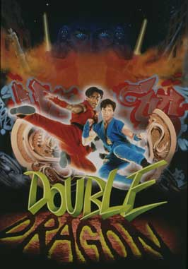 Double Dragon - 8 x 10 Color Photo #8