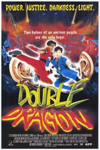 Double Dragon - 43 x 62 Movie Poster - Bus Shelter Style A