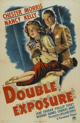 Double Exposure - 27 x 40 Movie Poster - Style A