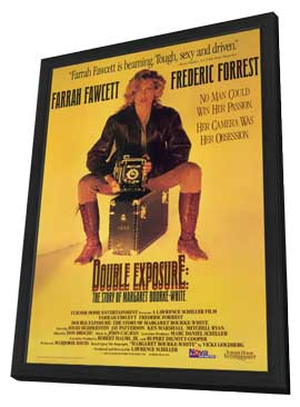 Double Exposure - 11 x 17 Movie Poster - Style A - in Deluxe Wood Frame