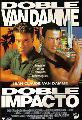 Double Impact - 11 x 17 Movie Poster - Spanish Style A