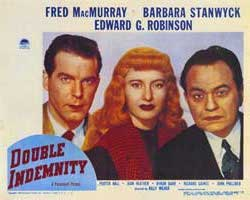Double Indemnity - 11 x 14 Movie Poster - Style A