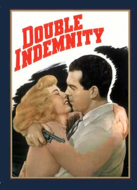 Double Indemnity - 27 x 40 Movie Poster - Style D