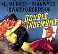 Double Indemnity - 11 x 14 Movie Poster - Style D