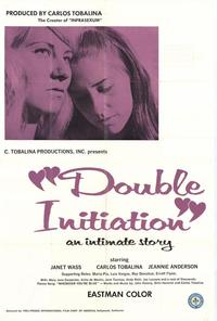 Double Initiation - 43 x 62 Movie Poster - Bus Shelter Style A