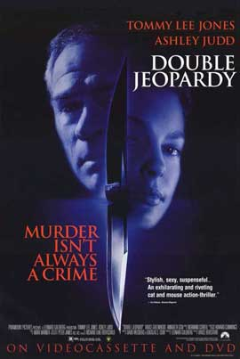 Double Jeopardy - 11 x 17 Movie Poster - Style A