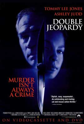 Double Jeopardy - 27 x 40 Movie Poster - Style A