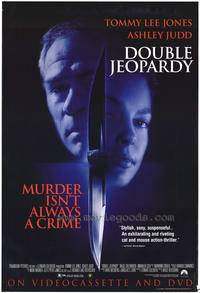 Double Jeopardy - 43 x 62 Movie Poster - Bus Shelter Style A