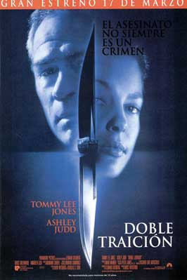 Double Jeopardy - 11 x 17 Movie Poster - Spanish Style A