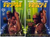 Double Team - 11 x 17 Movie Poster - Style B