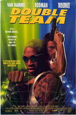 Double Team - 27 x 40 Movie Poster - Style C