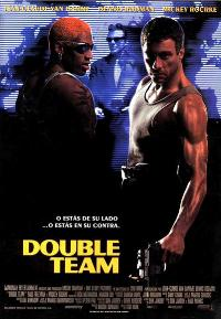 Double Team - 11 x 17 Movie Poster - Spanish Style B