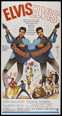Double Trouble - 41 x 81 3 Sheet Movie Poster - Style A