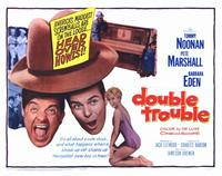 Double Trouble - 11 x 14 Movie Poster - Style A