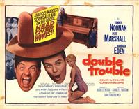 Double Trouble - 22 x 28 Movie Poster - Half Sheet Style A