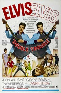 Double Trouble - 43 x 62 Movie Poster - Bus Shelter Style A