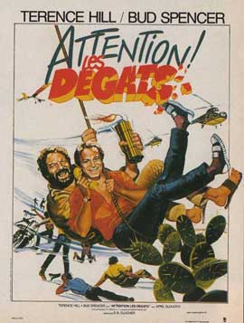 Double Trouble - 11 x 17 Movie Poster - French Style A