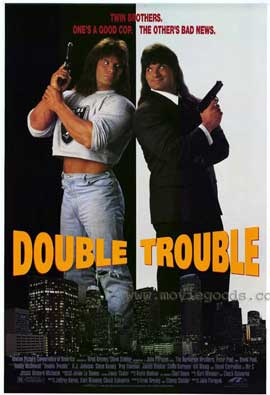 Double Trouble - 11 x 17 Movie Poster - Style A