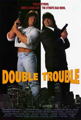 Double Trouble - 27 x 40 Movie Poster - Style A
