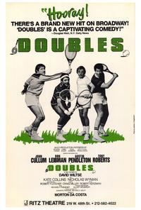 Doubles (Broadway) - 27 x 40 Movie Poster - Style A