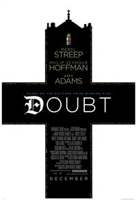 Doubt - 43 x 62 Movie Poster - Bus Shelter Style A
