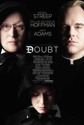 Doubt - 11 x 17 Movie Poster - Style B