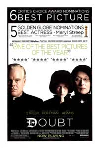 Doubt - 43 x 62 Movie Poster - Bus Shelter Style B