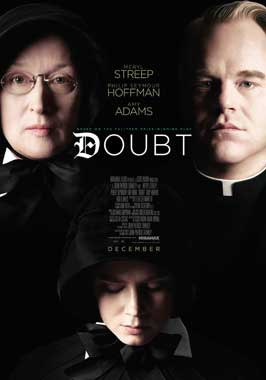 Doubt - 43 x 62 Movie Poster - Bus Shelter Style C