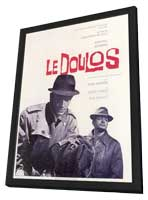 Doulos: The Finger Man - 11 x 17 Movie Poster - Style A - in Deluxe Wood Frame