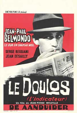 Doulos: The Finger Man - 11 x 17 Movie Poster - Belgian Style A