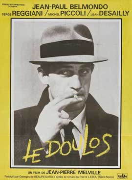 Doulos: The Finger Man - 11 x 17 Movie Poster - French Style B