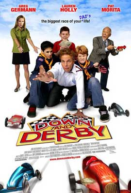 Down and Derby - 27 x 40 Movie Poster - Style A