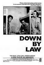 Down by Law - 27 x 40 Poster - Style B
