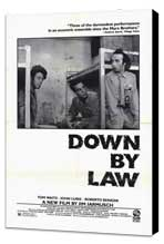 Down by Law - 11 x 17 Movie Poster - Style B - Museum Wrapped Canvas