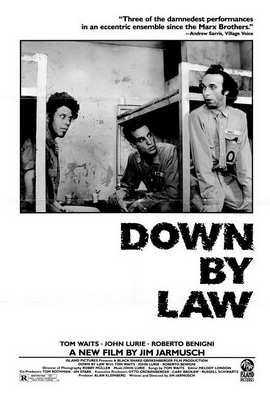 Down by Law - 27 x 40 Movie Poster