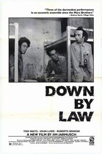 Down by Law - 43 x 62 Movie Poster - Bus Shelter Style A