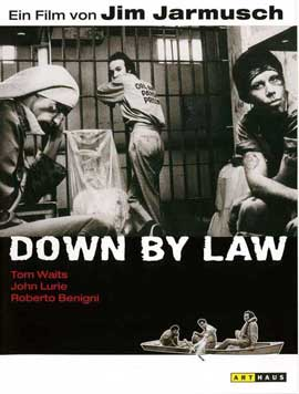 Down by Law - 11 x 17 Movie Poster - German Style A