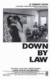 Down by Law - 11 x 17 Movie Poster - Style A - Museum Wrapped Canvas