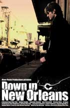 Down in New Orleans - 43 x 62 Movie Poster - Bus Shelter Style A