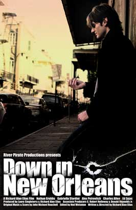 Down in New Orleans - 27 x 40 Movie Poster - Style A