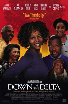 Down in the Delta - 11 x 17 Movie Poster - Style B