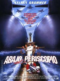 Down Periscope - 27 x 40 Movie Poster - Spanish Style A