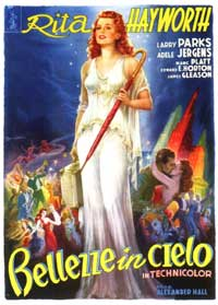 Down to Earth - 11 x 17 Movie Poster - Italian Style A