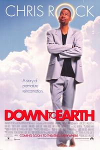 Down to Earth - 27 x 40 Movie Poster - Style A