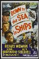 Down to the Sea in Ships - 43 x 62 Movie Poster - Bus Shelter Style A