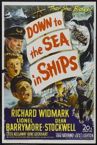 Down to the Sea in Ships - 11 x 17 Movie Poster - Style A