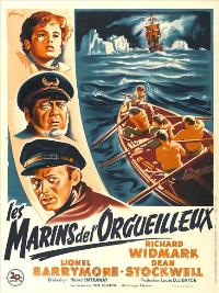 Down to the Sea in Ships - 43 x 62 Movie Poster - French Style A