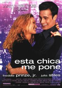Down to You - 27 x 40 Movie Poster - Spanish Style A