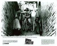 Down Twisted - 8 x 10 B&W Photo #3